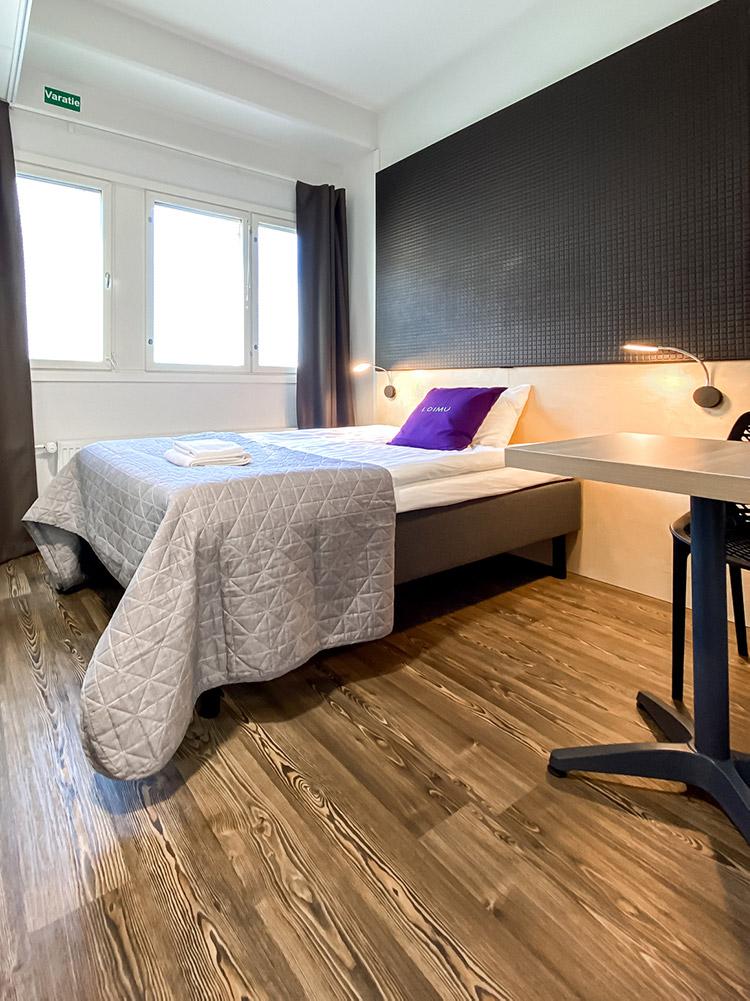 Hotelli Loimu Raisio - 1h huone
