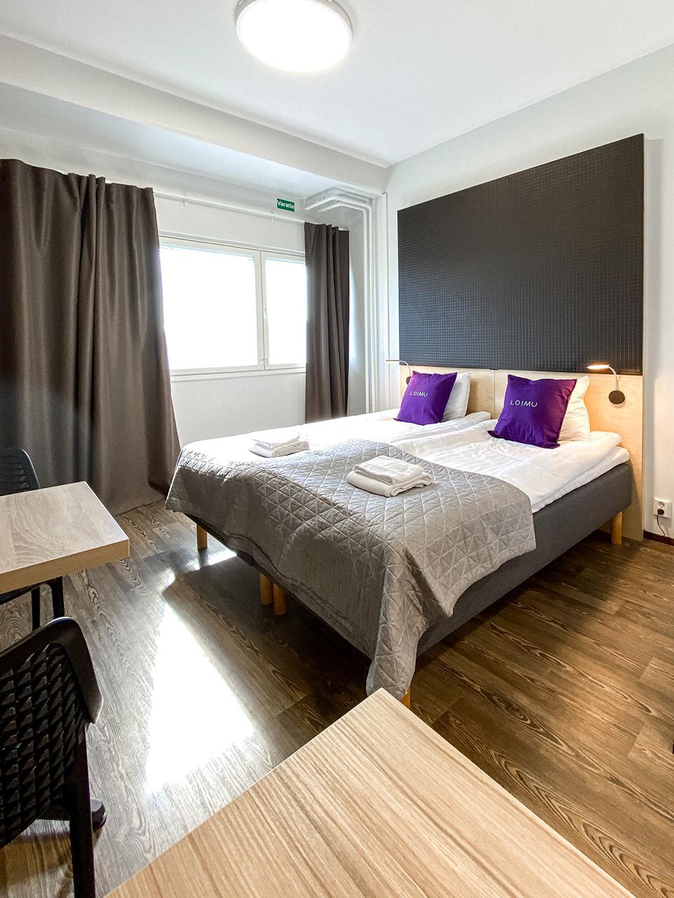 Hotelli Loimu Raisio - 2 hengen huone